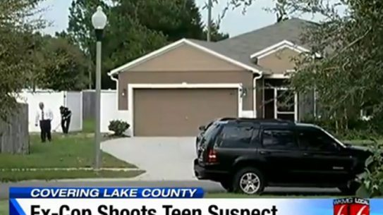 Emmett Latimer, Emmett Latimer burglary, lake county burglary