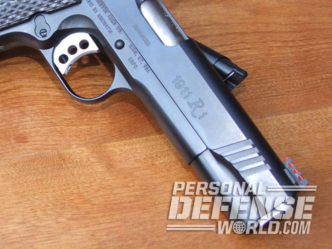innovative custom guns, remington r1 enhanced, r1 enhanced, remington r1 enhanced .45 acp, r1 enhanced 45 acp, innovative custom guns remington, r1 enhanced front sight