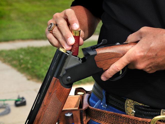 Savage Arms Stevens Model 555 Over/Under Shotgun, stevens model 555, stevens model 555 shotgun, savage arms stevens model 555, stevens model 555 over/under, stevens model 555 load
