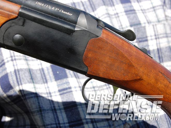 Savage Arms Stevens Model 555 Over/Under Shotgun, stevens model 555, stevens model 555 shotgun, savage arms stevens model 555, stevens model 555 over/under, stevens model 555 trigger