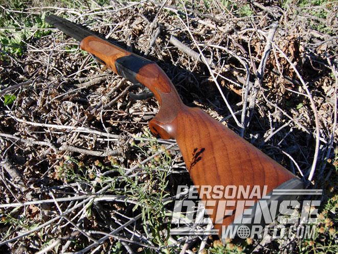 Savage Arms Stevens Model 555 Over/Under Shotgun, stevens model 555, stevens model 555 shotgun, savage arms stevens model 555, stevens model 555 over/under, stevens model 555 rear