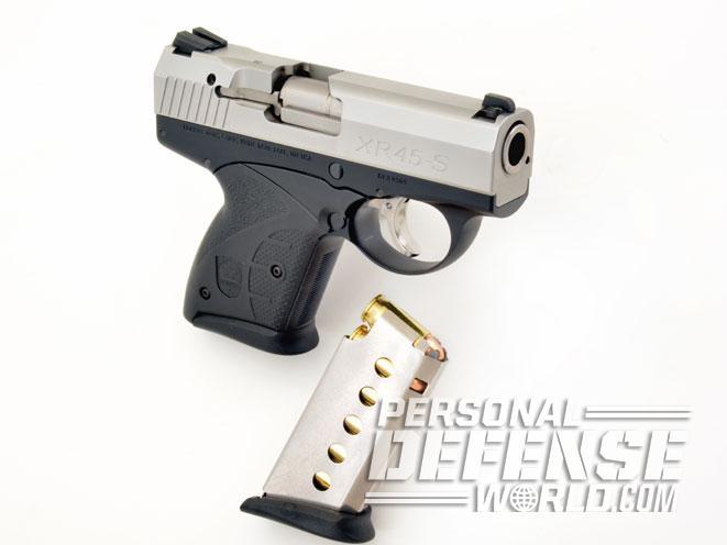 concealed carry, concealed carry handguns, pistols, handguns, boberg xr45-s, springfield xd mod.2, boberg xr45-s pistol
