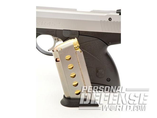 concealed carry, concealed carry handguns, pistols, handguns, boberg xr45-s, springfield xd mod.2, boberg xr45-s magazines