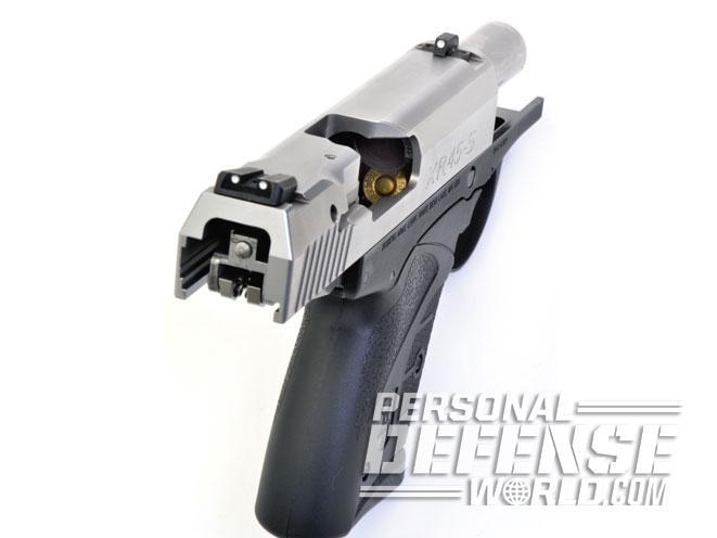 concealed carry, concealed carry handguns, pistols, handguns, boberg xr45-s, springfield xd mod.2, boberg xr45-s slide