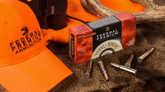 federal premium, federal premium Vital-Shok Trophy Copper, vital-shok trophy copper
