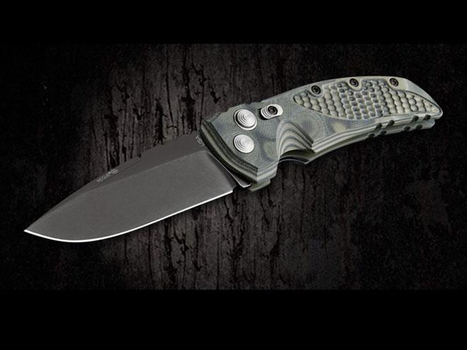 Hogue EX-AO1, hogue automatic folding knives, hogue folding knives, folding knives