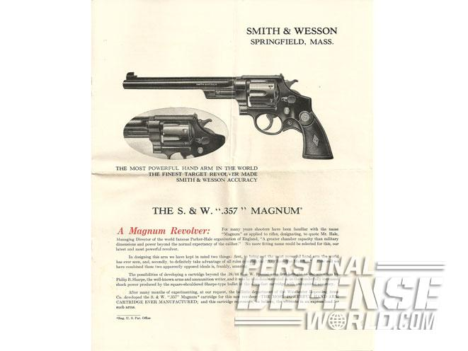 Smith & Wesson .357 Magnum Revolver, .357 mag, smith & wesson .357 mag, .357 mag revolver, smith wesson .357 magnum registration