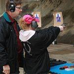 NRA, national rifle association, natalie foster, women on target, NRA women on target, NRA ladies only, NRA female shooting, NRA shooting program, female shooting, gun training