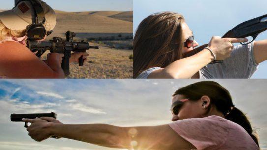 Women's Gun Zone, well armed woman, well armed woman women's gun zone