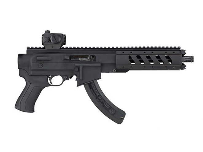 ati, advanced technology international, AR-22, AR-22 pistol stock, ruger charger, ruger charger pistol stock, ruger charger ATI
