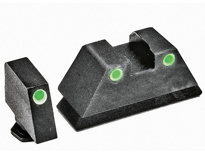 sight, sights, optic, optics, optics & sights, optic and sight, AmeriGlo Glock Suppressor Sights
