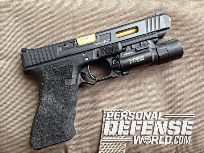 home defense, home defense gun, home defense handgun, home defense rifle, glock 34