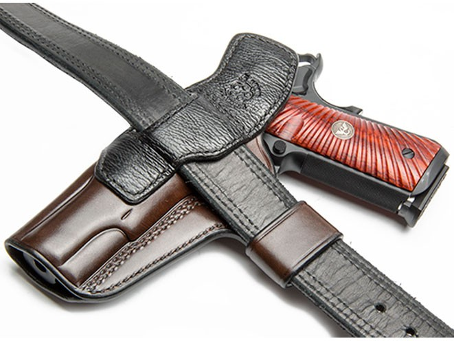 wilson combat, Custom Alliance Deluxe Quick Snap Holster, Quick Snap Holster, wilson combat quick snap holster, holster
