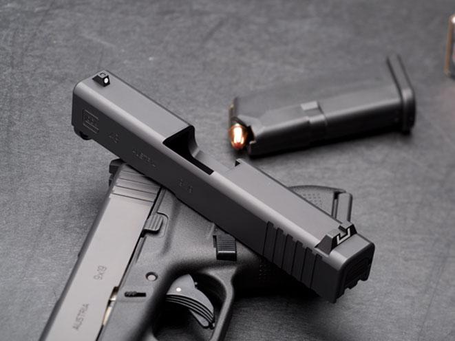 glock, glock 43, GLOCK 43 9mm, glock pistol, glock pistols, glock handgun, glock handguns, glock 9mm, glock g43, glock 43 gun, glock 43 slide