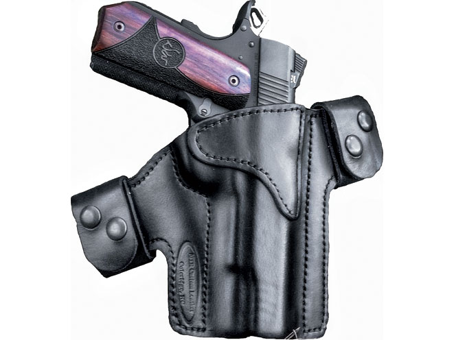 holster, holsters, concealed carry holster, concealed carry holsters, concealed carry, MTR A-5 Deluxe Quick-Snap