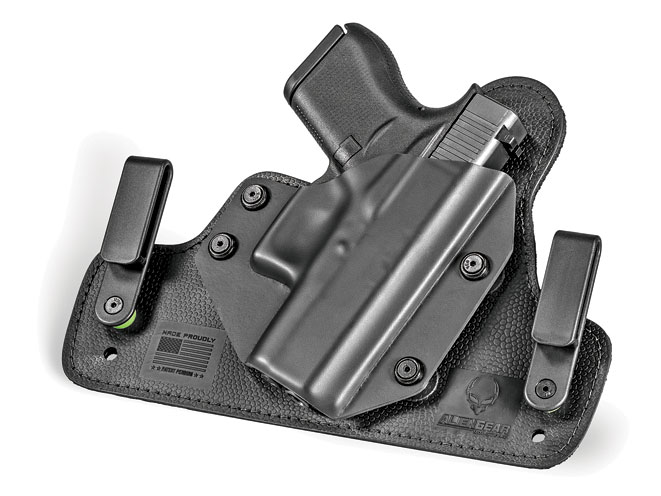 holster, holsters, concealed carry holster, concealed carry holsters, concealed carry, Alien Gear Cloak Tuck 3.0