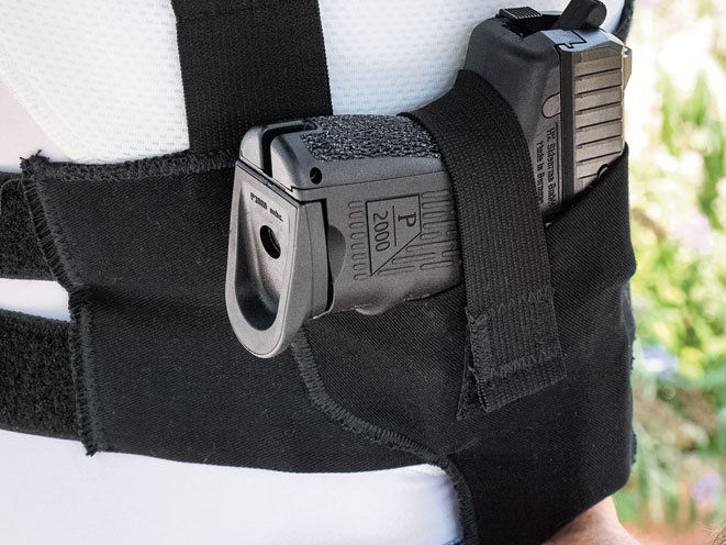 holster, holsters, concealed carry holster, concealed carry holsters, concealed carry, Deep Conceal Soft Shoulder Harness