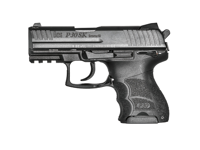 concealed carry, concealed carry gun, concealed carry guns, autopistol, autopistols, concealed carry autopistol, concealed carry autopistols, compact autopistol, compact autopistols, HECKLER & KOCH P30SK