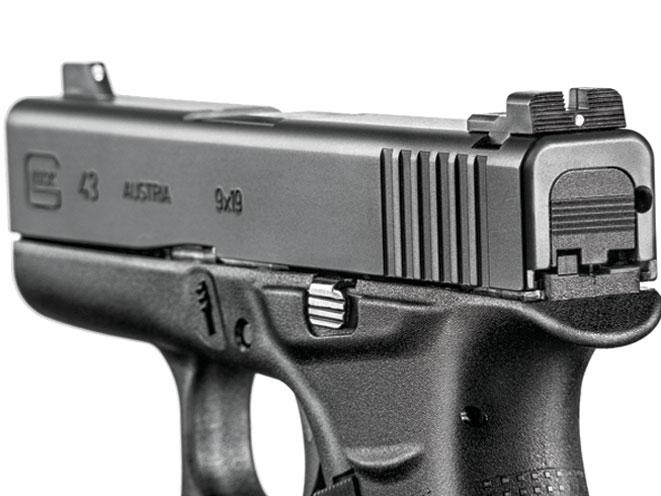 Heinie Glock Sights, heinie glock, heinie, glock, combat handguns