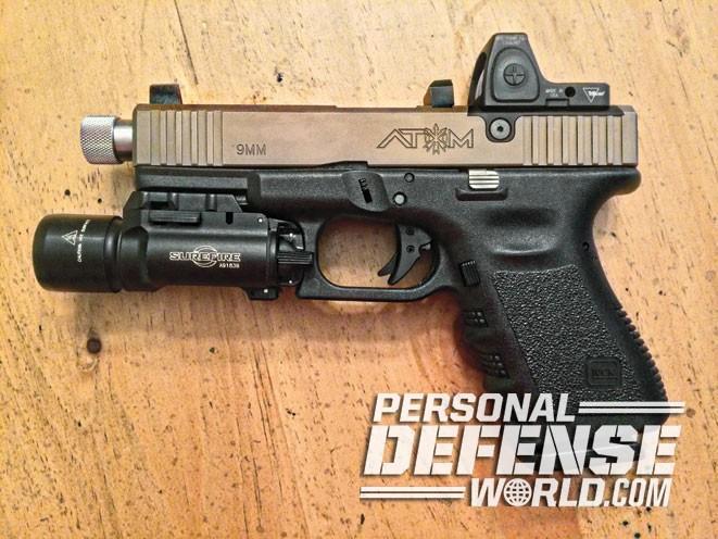 home defense, home defense gun, home defense handgun, home defense rifle, glock 19