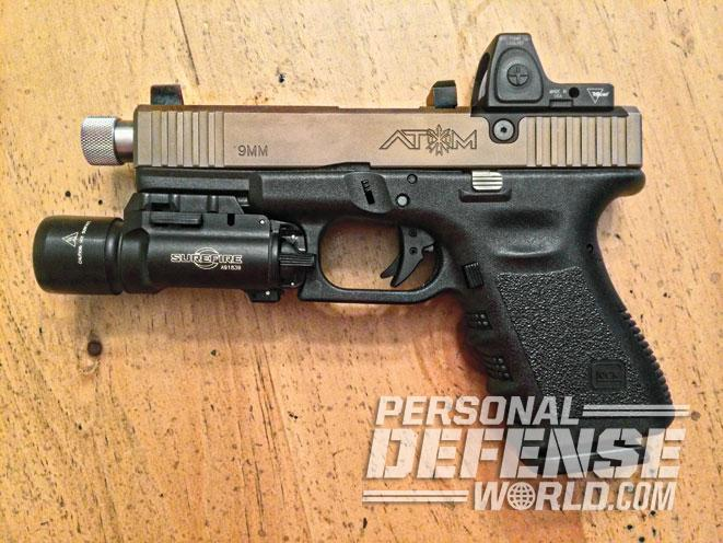 home defense, home defense gun, home defense handgun, home defense rifle, glock 19