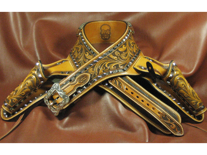 Slickbald Custom Holsters, slickbald, slickbald holsters, slickbald custom holster, slickbald holster, slickbald western holster, slickbald custom