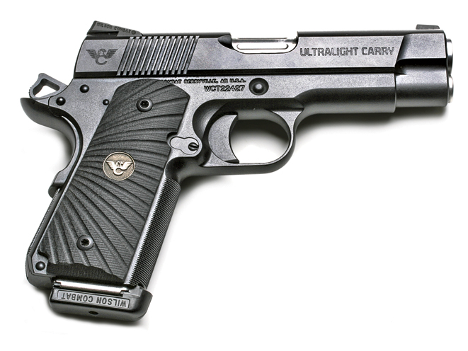 concealed carry, concealed carry gun, concealed carry guns, autopistol, autopistols, concealed carry autopistol, concealed carry autopistols, compact autopistol, compact autopistols, WILSON COMBAT ULTRALIGHT CARRY