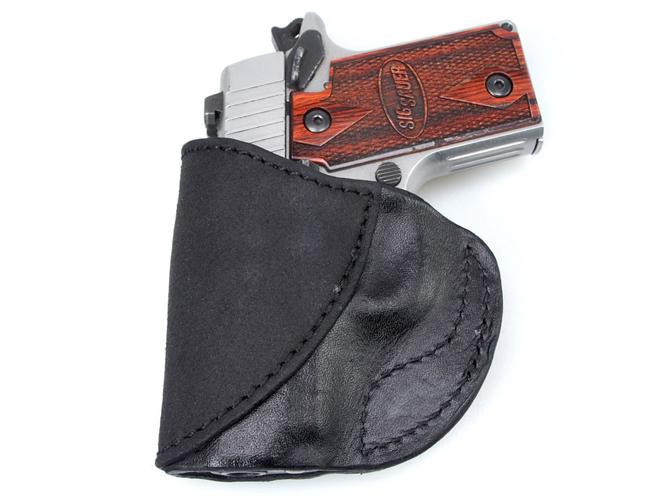 holster, holsters, concealed carry, concealed carry holster, concealed carry holsters, Wright Inside Pocket Holster