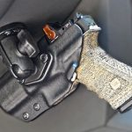 dara holster, dara holsters, mounted holster system, dara holsters mounted holster system, RMR Cut RAM Mounted Holster