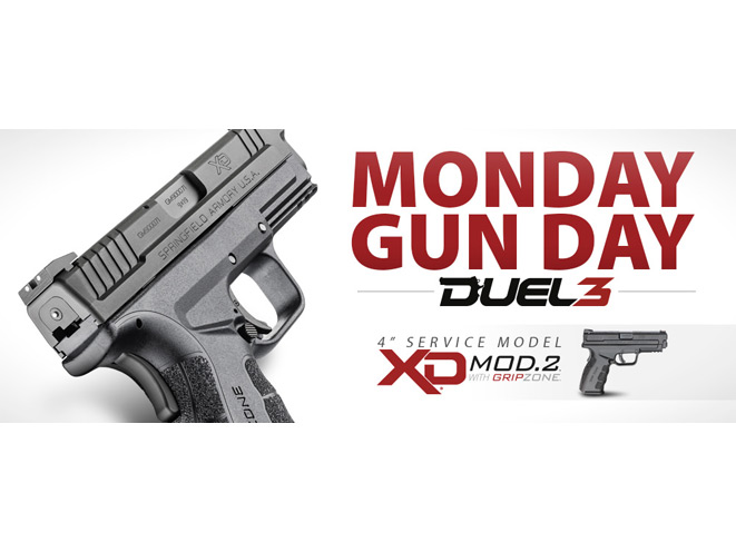 duel 3, springfield duel 3, springfield armory duel 3