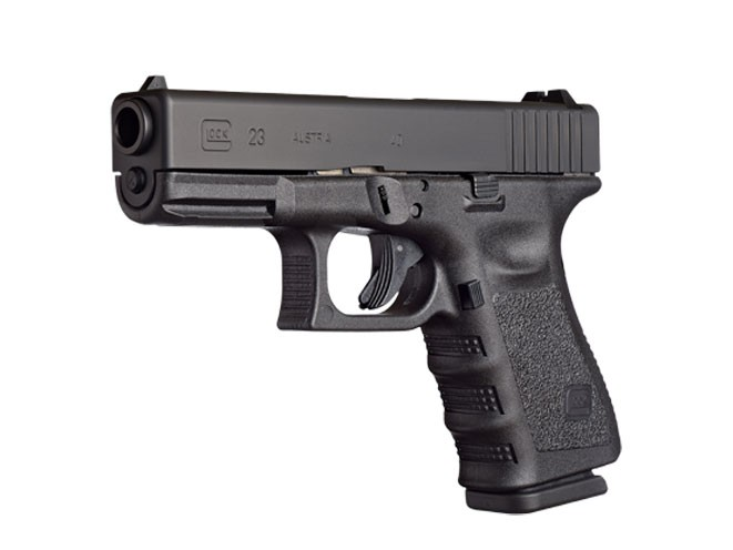 home defense, home defense gun, home defense handgun, home defense rifle, glock 23