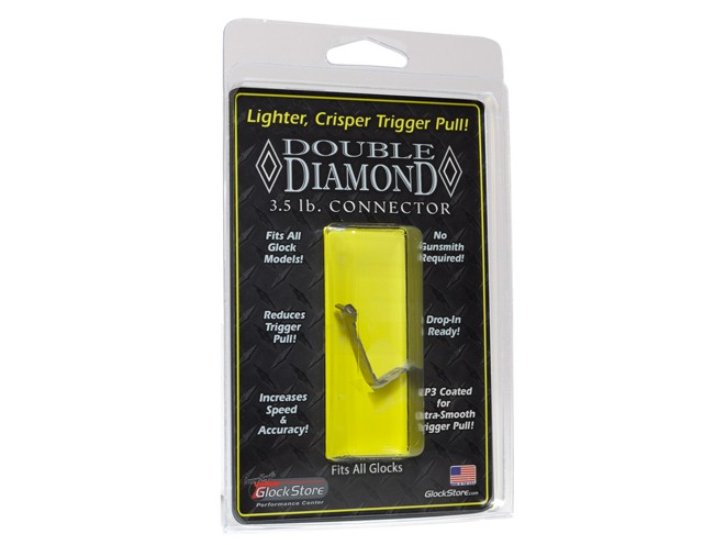 Double Diamond 3.5 lb. Connector, glockstore, glockstore double diamond, glockstore Double Diamond 3.5 lb. Connector