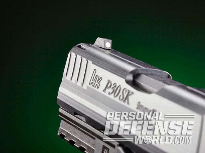 P30SK, heckler & koch P30SK, hk P30SK, P30SK pistol, P30SK 9mm, P30SK 9mm pistol, P30SK handgun, P30SK gun, heckler & koch, P30SK front sight