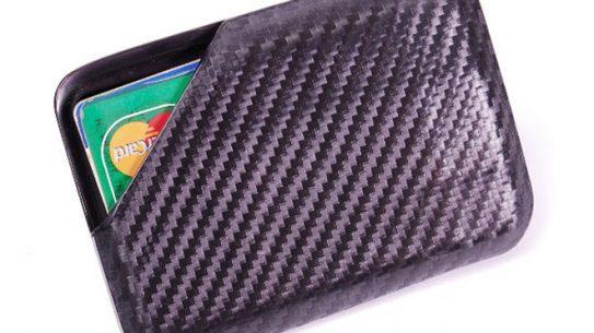 Kinetic Concealment Carbon Fiber Wallets, kinetic concealment, carbon fiber wallet, kinetic concealment alpha wallet, alpha wallet