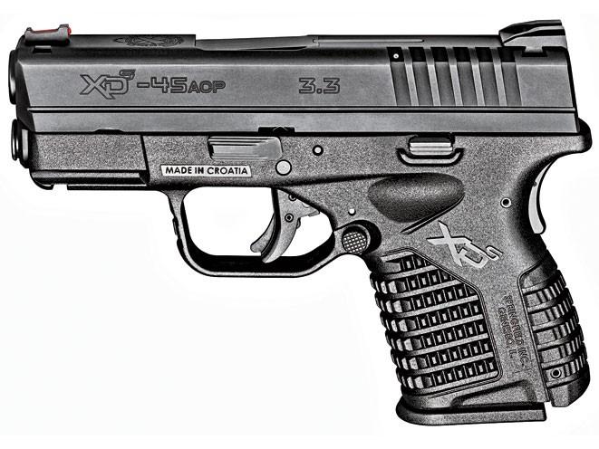 pocket pistol, pocket pistols, concealed carry, concealed carry pocket pistol, concealed carry pocket pistols, concealed carry handguns, pocket pistol guns, pocket pistol gun, Springfield Armory XD-S 3.3