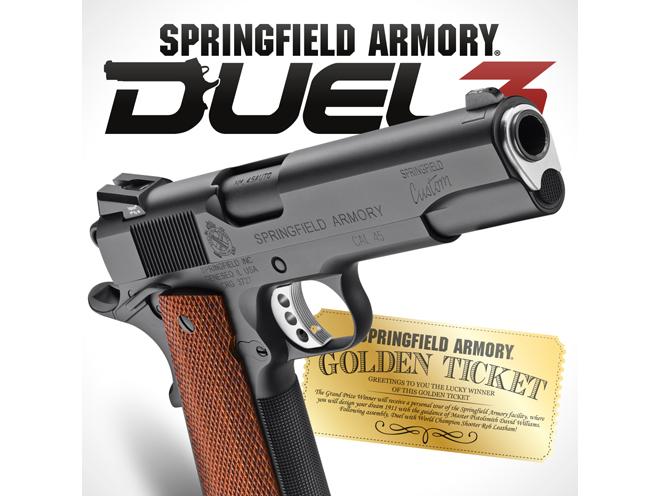 springfield, duel 3, springfield armory duel 3, springfield duel 3