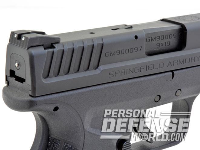 xd mod.2, springfield xd mod.2 springfield xd mod.2 pistols, springfield armory xd mod.2, XD MOD.2 REAR