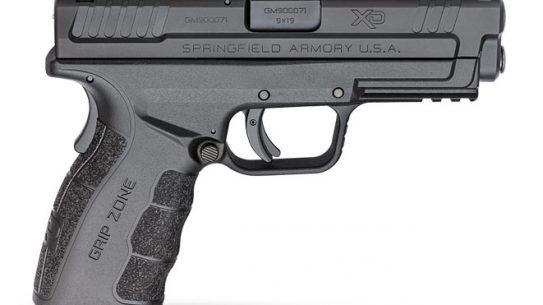 springfield, springfield armory, xd mod.2, xd mod.2 service model