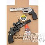 air pistol, air gun, airgun, air pistol revolver, asg, umarex, asg dan wesson, asg dan wesson revolver, umarex s&w TRR8, umarex s&w TRR8 range test