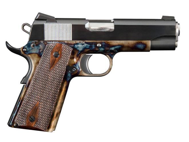 Turnbull 1911 Commander Heritage Pistol, 1911 commander heritage, 1911 commander heritage pistol, turnbull 1911