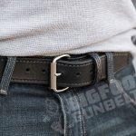 Bigfoot Gun Belts, gun belt, belt, gun belts, classic black belt