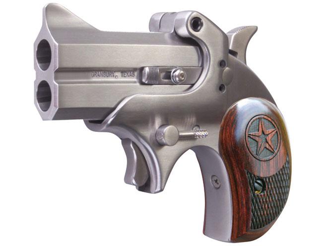 bond arms, bond arms derringer, bond arms derringers, Bonds Arms mini