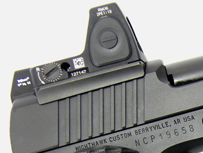 Nighthawk Custom Shadow Hawk, nighthawk custom, shadow hawk, nighthawk custom gun, nighthawk custom shadow hawk trijicon