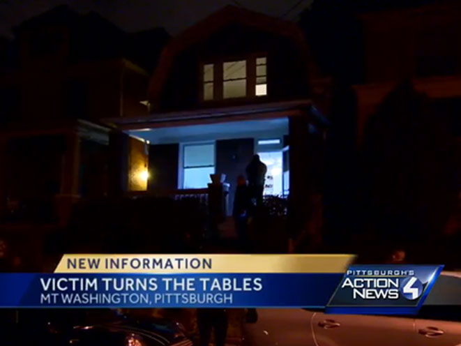 home invasion, pittsburgh home invasion, home invasion suspect killed