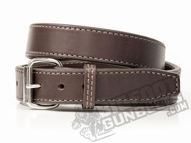 Bigfoot Gun Belts, gun belt, belt, gun belts, premium gun belt