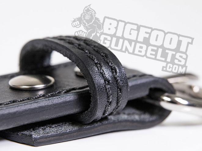 Bigfoot Gun Belts, gun belt, belt, gun belts, premium hardware belt