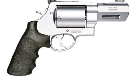 Smith & Wesson Performance Center 460XVR, performance center 460XVR, 460XVR