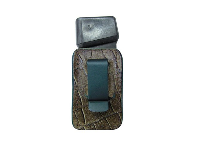 tagua, tagua gun leather, tagua gunleather, Premium Single Magazine Carrier, premium single magazine carrier brown