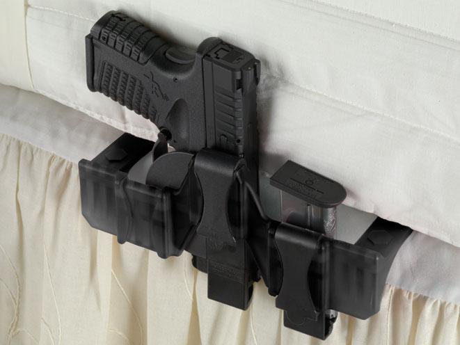 edc, everyday carry, edc holster, edc holsters, everyday carry holster, everyday carry holsters, versacarry versahub bedside mounting