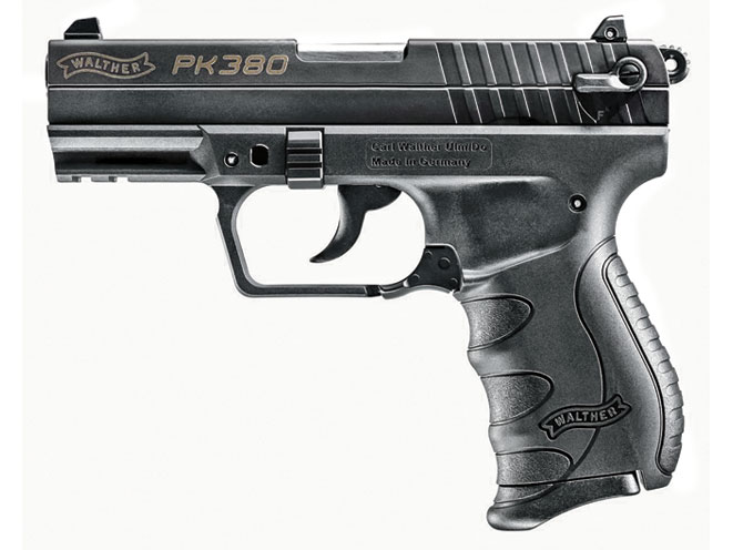 Walther, Walther arms, Walther handguns, concealed carry, walther handgun, walther pk380